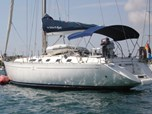 Sailing boat Dufour 45 for sale!