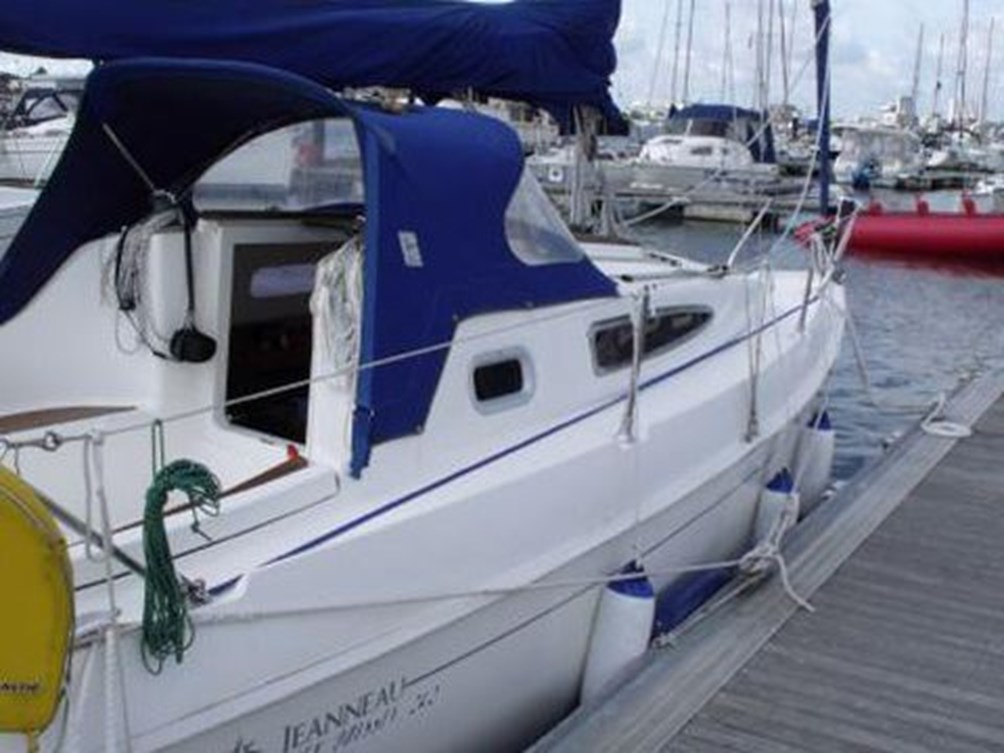 Jeanneau Sun Odyssey 24 2 > sailing boat for sale in Croatia