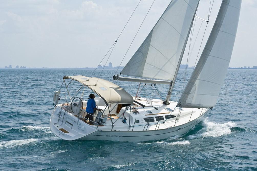 Jeanneau Sun Odyssey 40 3 Sailing Boat For Sale In Croatia With